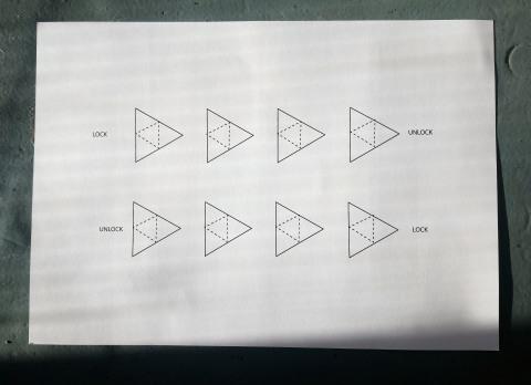 triangle score